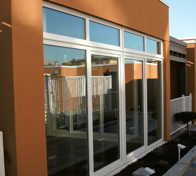 Euro Series Tils Slide Patio Door Exterior