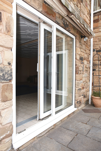Euro Tilt Slide Patio Door