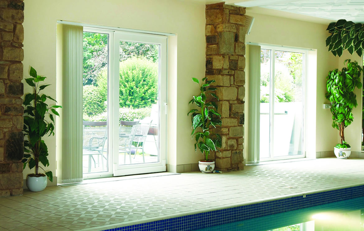 Euro Series Tils Slide Patio Door