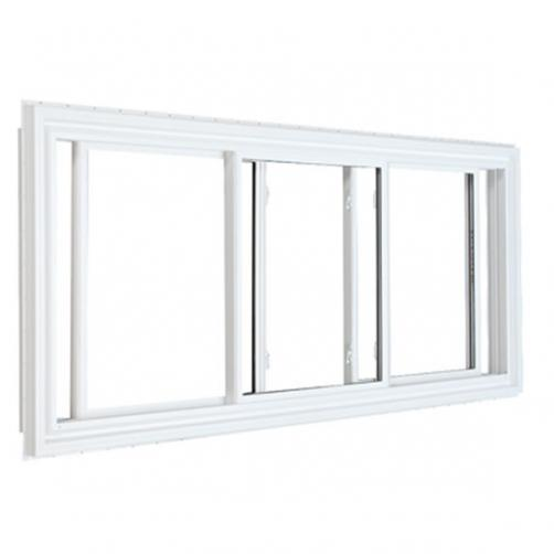 Double Slider Window