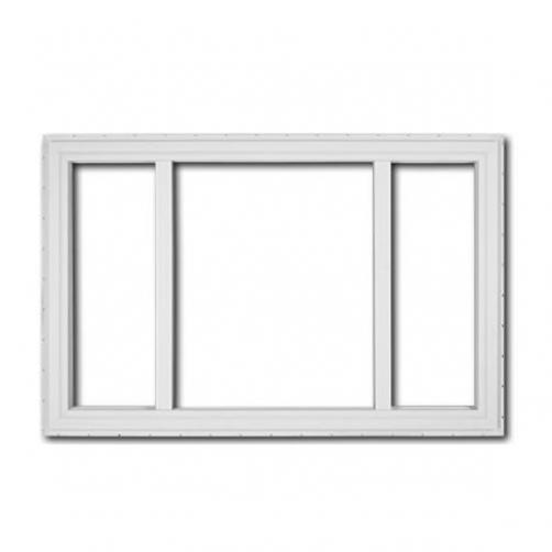 Legacy 3-Lite Slider Window