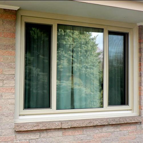 Traditional 3 Lite Single Slider Window
