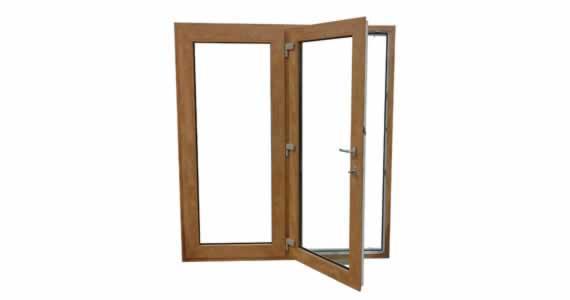 Euro Center Hinge Door  sc 1 st  Minnkota Windows & Door Types