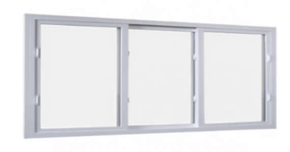 Traditional 3-Lite Single Slider Window  sc 1 st  Minnkota Windows & Minnkota Windows u0026 Doors pezcame.com